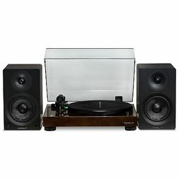 Fluance Elite High Fidelity Vinyl Turntable - Diamond Stylus