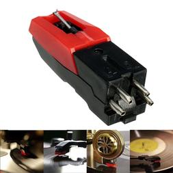 4Pcs Gold Plated Turntable Record Player Cartridge Tonearm Headshs