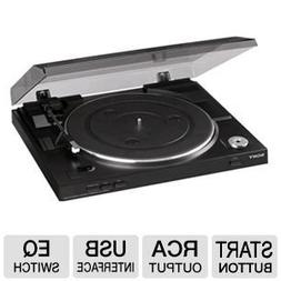 Sony Fully Automatic Stereo Turntable Plus 100ft Oxygen-Free