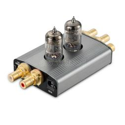 HiFi Tube Phono Stage MC Turntable Preamplifier Mini Class A