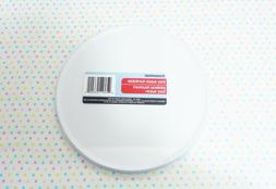 HOME ESSENTIALS ~9.5 in. KITCHEN WHITE LAZY SUSAN COOKIE CAK