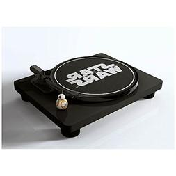 "amadana ""STAR WARS ALL IN ONE RECORD PLAYER"" IMP-901-BK-T【"
