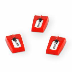 Victrola ITNP-LC1 3 Pack Turntable Replacement Needles for V