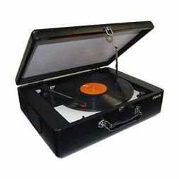 jta 420 portable turntable with built in
