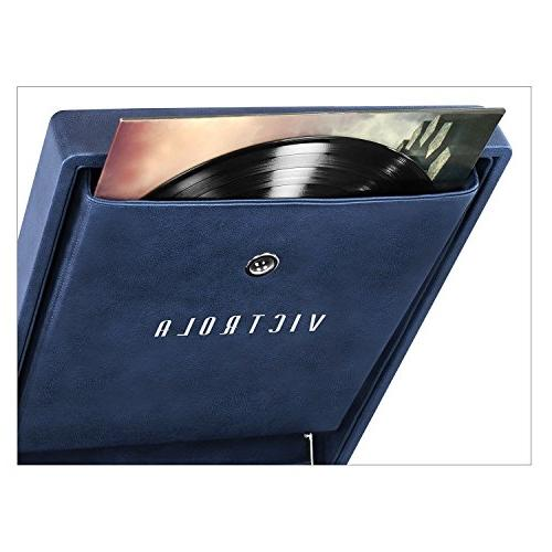 Victrola 5-in-1 Nostalgic Record Player 3-Speed Turntable