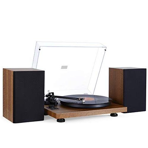 1byone bluetooth turntable hi fi
