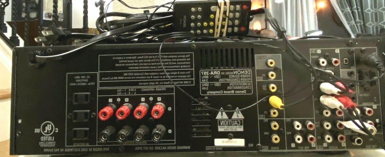 2001 Audio With Turntable Up PHON