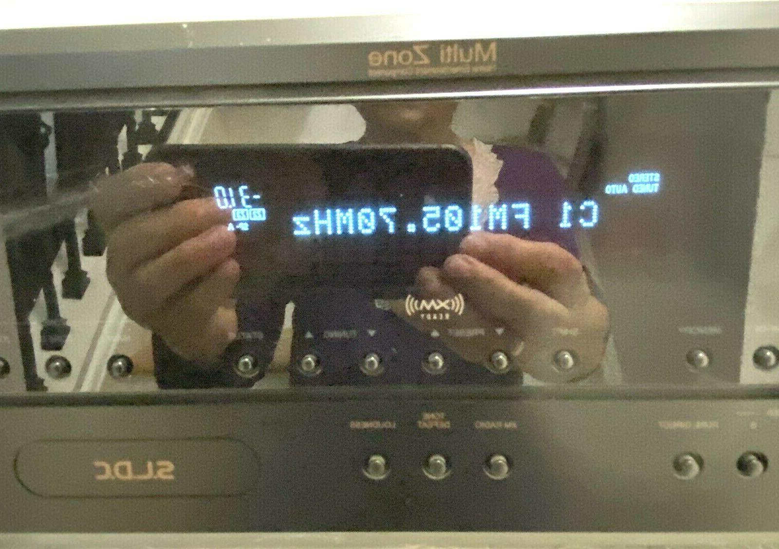 2001 AM/FM Audio Video With Turntable PHON