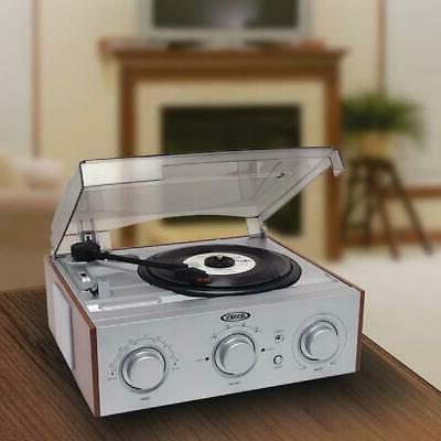 3 Speed Turntable LP Stereo AM/FM
