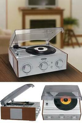 3 speed record player turntable lp stereo