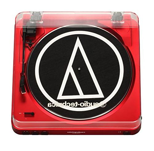 Audio Technica Red