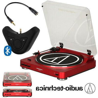 audio technica at lp60rd fully automatic stereo
