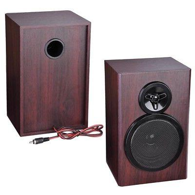 Wireless Record System Speakers AM/FM Cassette