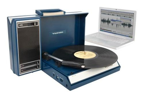 Crosley USB with for Ripping and Audio,