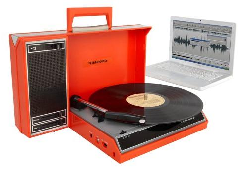 Crosley USB Turntable with for Audio,