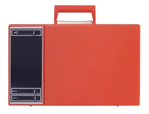 Crosley CR6016A-RE Spinnerette USB with for and Editing Audio, Red