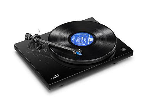 Music Hall MMF 2.2 Belt Driven Turntable with Cartridge, Glo