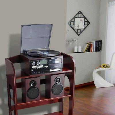 Wireless System with AM/FM CD