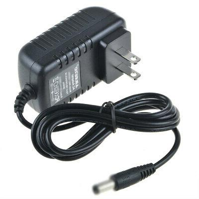AC/DC Adapter Wall Charger For 190-2 Turntable Supply