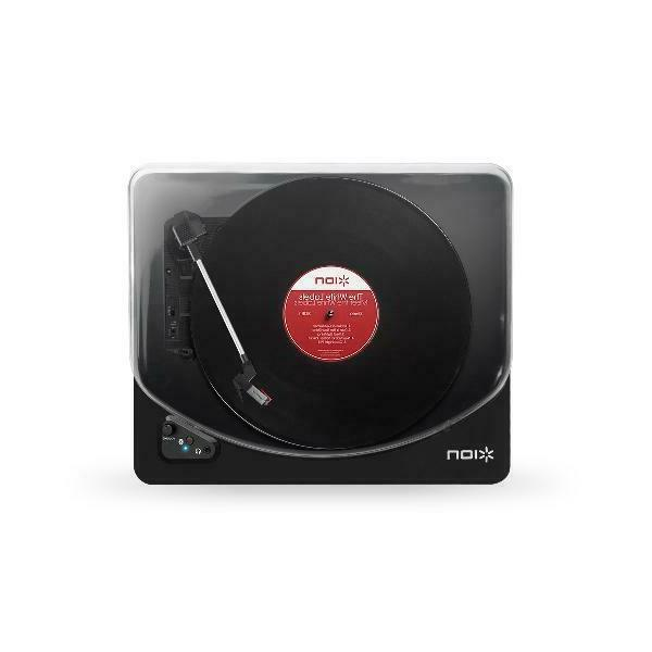 ION Audio Wireless Turntable Record Player,