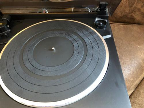 JVC Auto Turntable System Drive - Tested Excellent A/V Cable