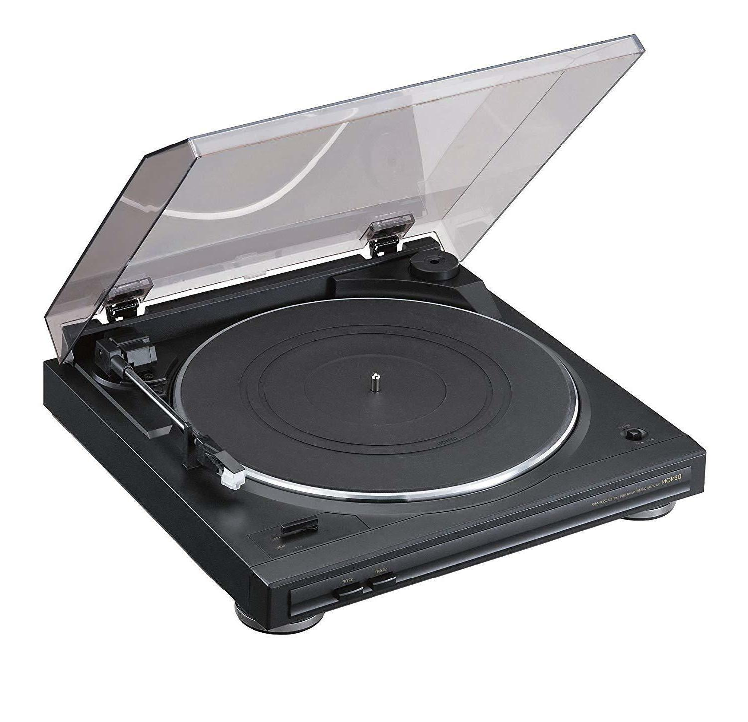 analog record player full auto entry class