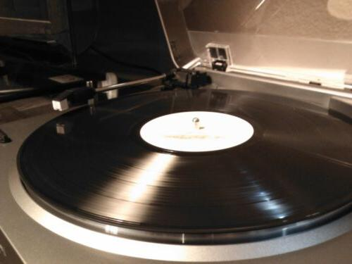 Audio-Technica Turntable with Bluetooth