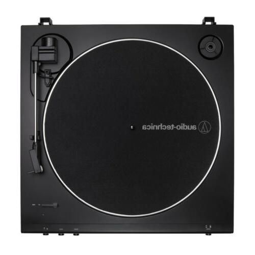 Audio-Technica Belt-Drive Turntable