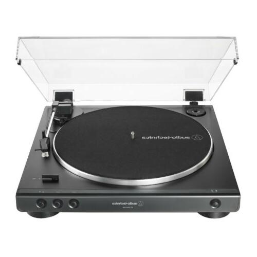 Audio-Technica AT-LP60XUSB USB Fully Automatic Stereo Turnta