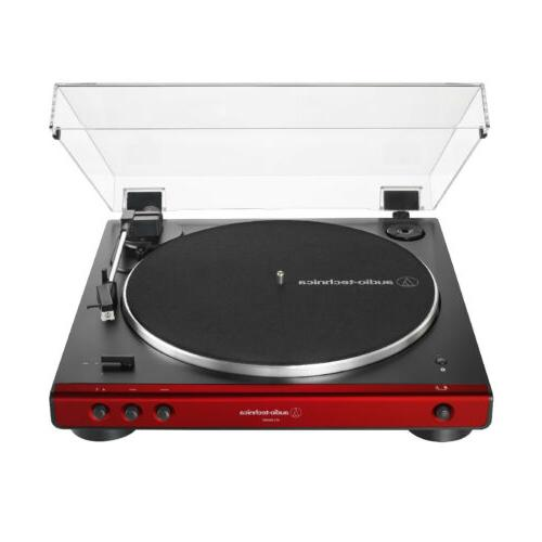 Audio-Technica AT-LP60XBT Turntable with