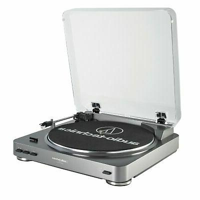 audio technica at lp60 automatic turntable