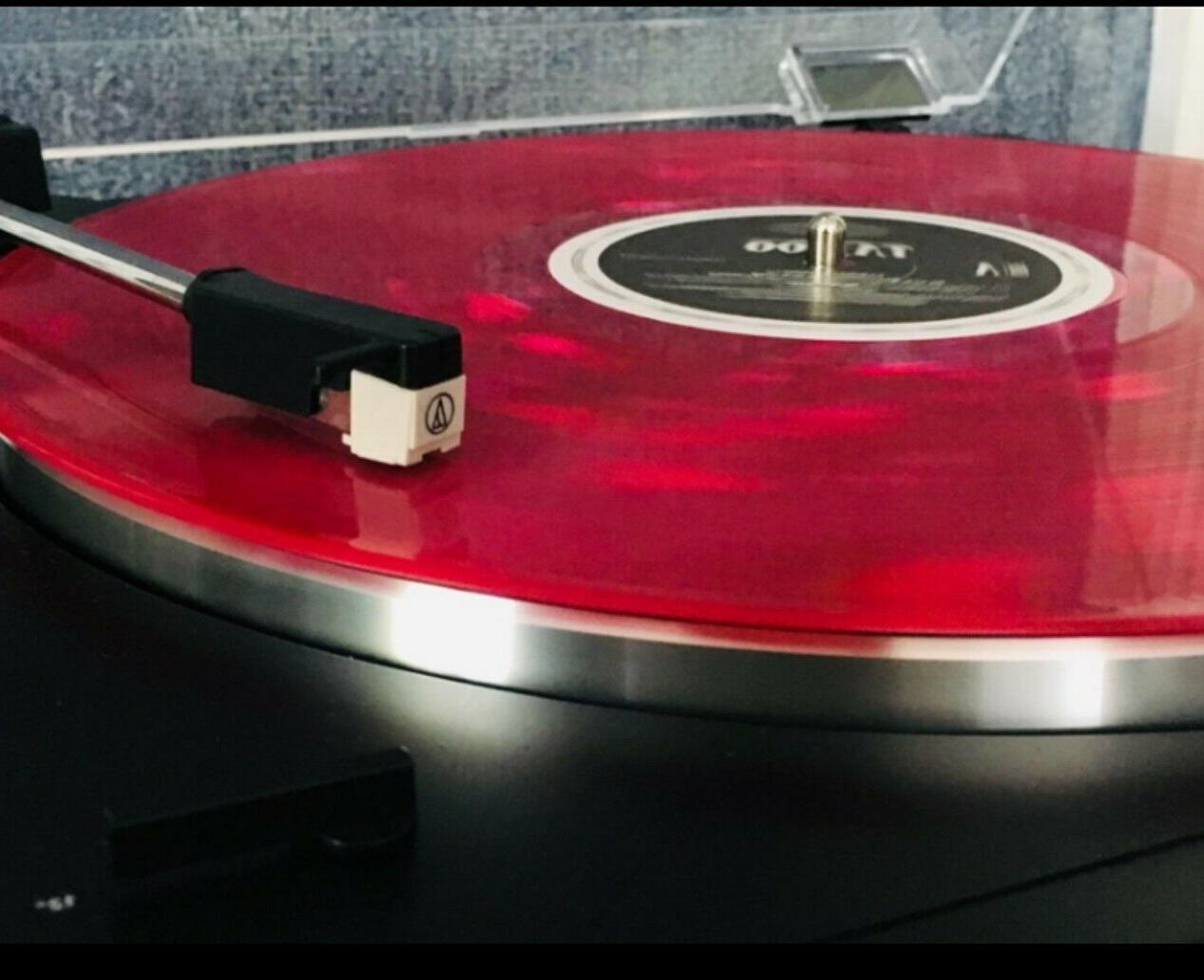 Audio-Technica AT-LP60X-BK Automatic Stereo Speed