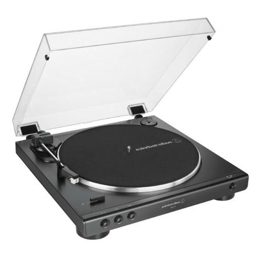 Audio-Technica Automatic Belt-Drive Stereo Turntable
