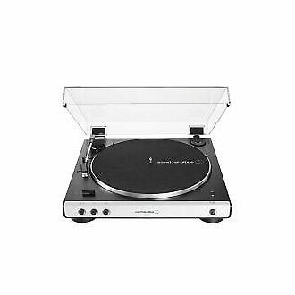 audio technica at lp60xbt wh blue tooth