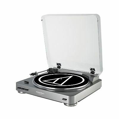 audio technica automatic usb and analog record