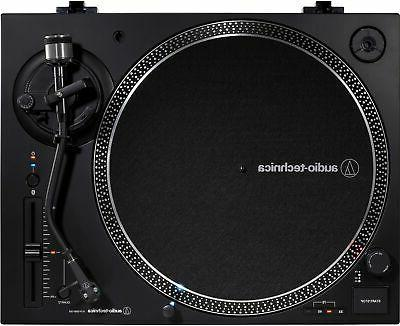 Audio-Technica Turntable - Black