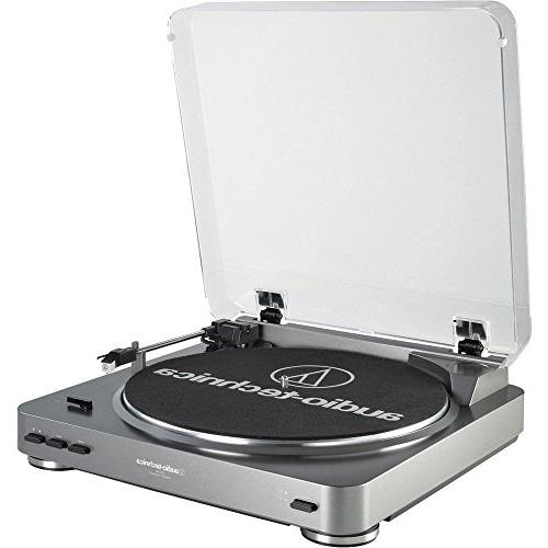 automatic belt driven turntable w
