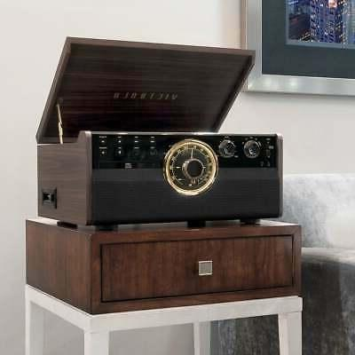 Victrola Record with CD, Player