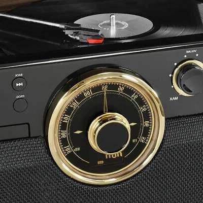 Victrola BT Record with Player and Radio