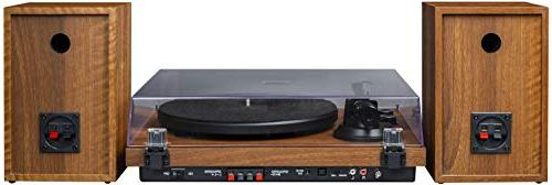 Crosley System with and Included Speakers,