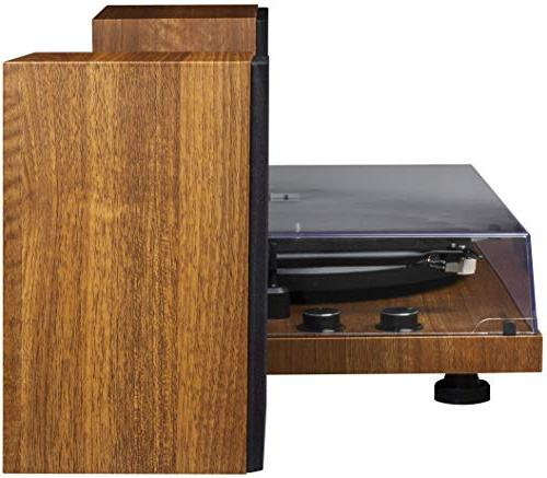 Crosley System Low-Vibration Motor and Speakers,
