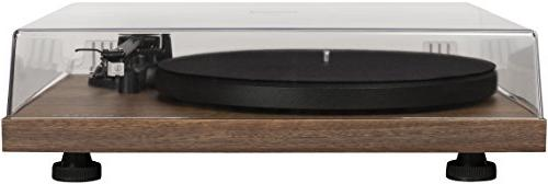 Crosley C6 Belt-Drive Turntable with Built-in