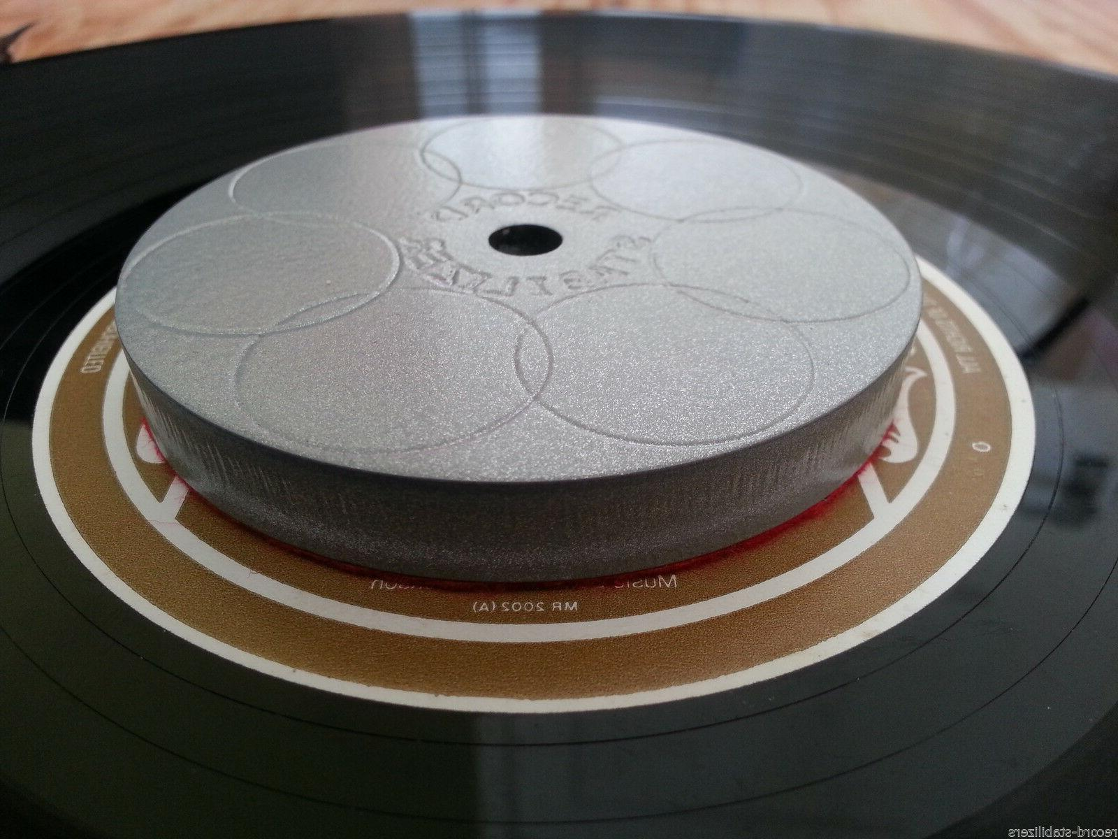 carbon steel record turntable stabilizer weight approx