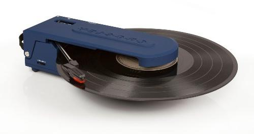 Crosley CR6020A-BL USB Turntable with Audio, Blue