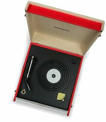 Crosley CR6233D-RE Dansette Portable with and