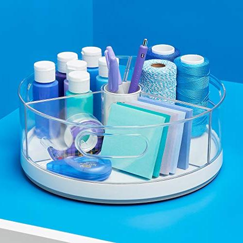 YouCopia Susan Cabinet Turntable and Snack Organizer with