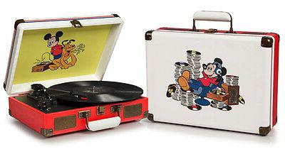 New Crosley CR8005A-DS Disney Turntable RSD