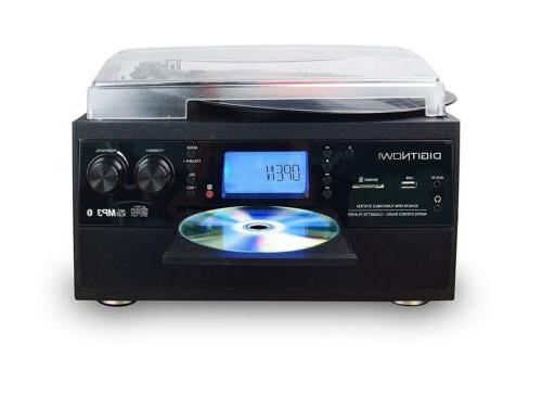Digitnow! 3-Speed Record Player to MP3