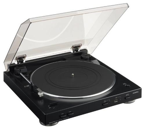 dp 200usb fully automatic turntable