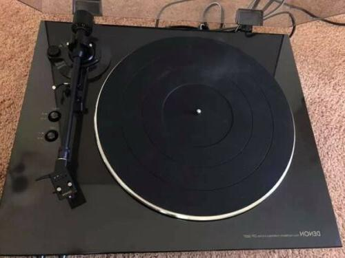 Denon Analog W/ Upgraded Cartridge